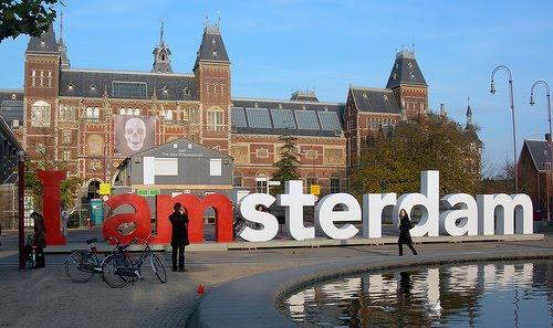Voos baratos para Amesterdão - Holanda
